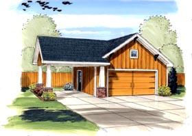 Garage Plan 44133