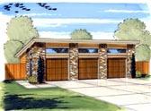Garage Plan 44139
