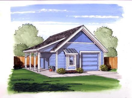 Garage Plan 44142