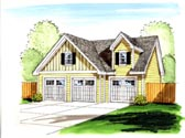 Garage Plan 44151