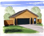Garage Plan 44164