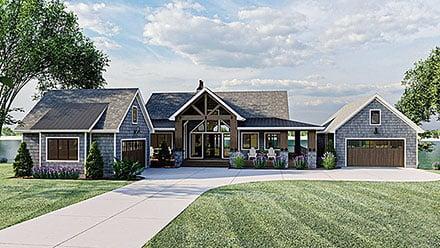 House Plan 44187