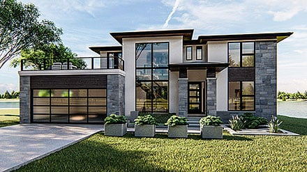 House Plan 44207