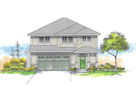 House Plan 44410