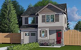 House Plan 44507
