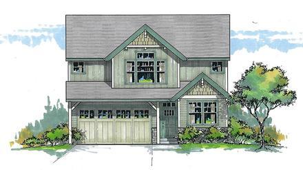 House Plan 44616