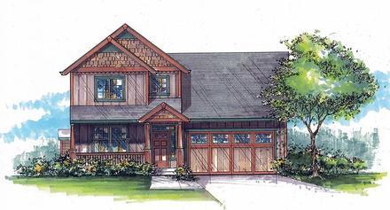 House Plan 44621