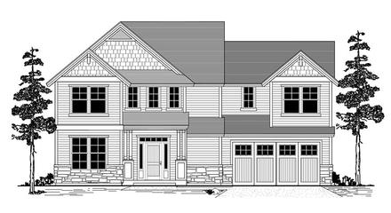 House Plan 44631