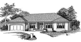 House Plan 44642