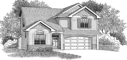 House Plan 44654