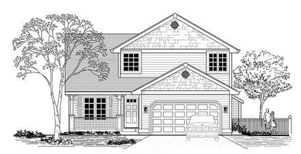 House Plan 44672