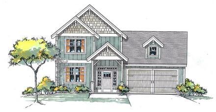 House Plan 44674