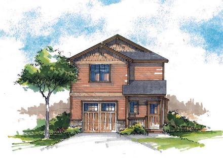 House Plan 44685