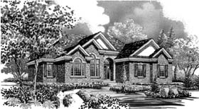 Plan Number 44810 - 1794 Square Feet