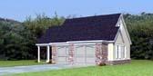 Garage Plan 44905