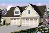 Garage Plan 44914