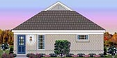 House Plan 44925