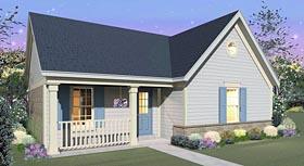 House Plan 44928