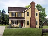 Plan Number 45106 - 1547 Square Feet