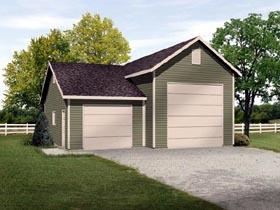 Garage Plan 45118