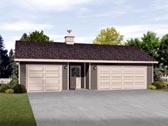 Garage Plan 45127