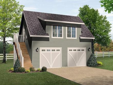 Garage Plan 45132