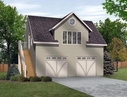 Garage Plan 45133