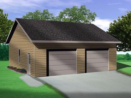 Garage Plan 45138