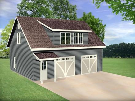 Garage Plan 45145