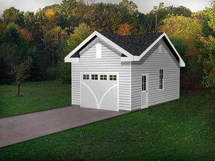 Garage Plan 45147