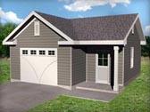 Garage Plan 45148