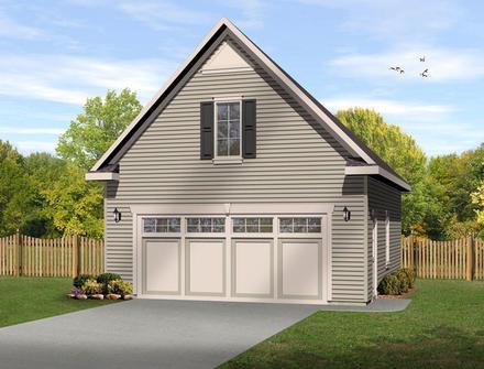 Garage Plan 45149