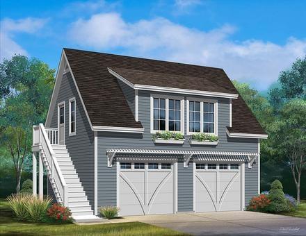 Garage Plan 45182