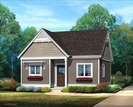 House Plan 45184