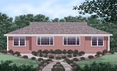 Plan Number 45204 - 1692 Square Feet