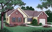 Plan Number 45209 - 1552 Square Feet