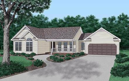 House Plan 45210