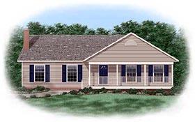 House Plan 45241