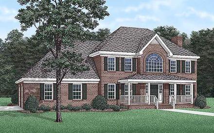 House Plan 45284
