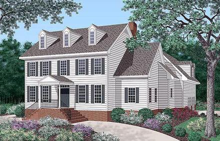 House Plan 45289