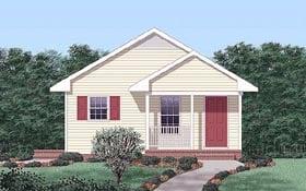 House Plan 45323