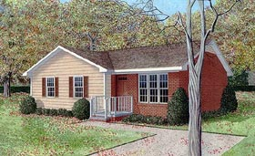 House Plan 45327