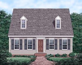House Plan 45336