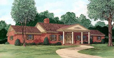 House Plan 45343