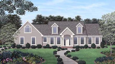 House Plan 45345