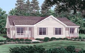 Multi-Family Plan 45360