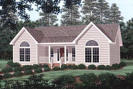 House Plan 45377