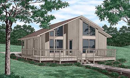 House Plan 45395