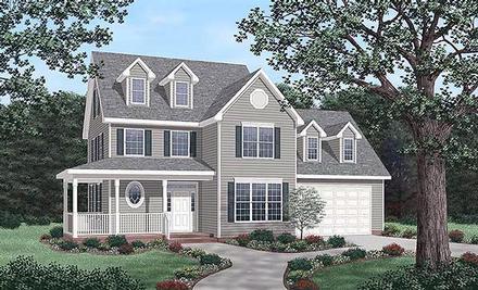 House Plan 45396