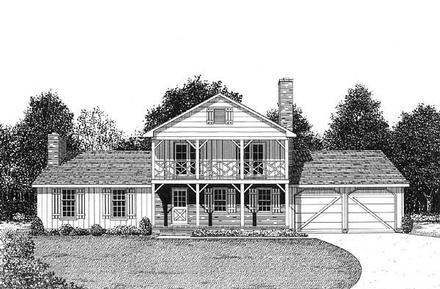 House Plan 45408